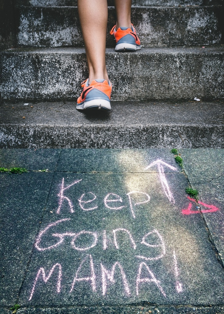 Fitness - keep going