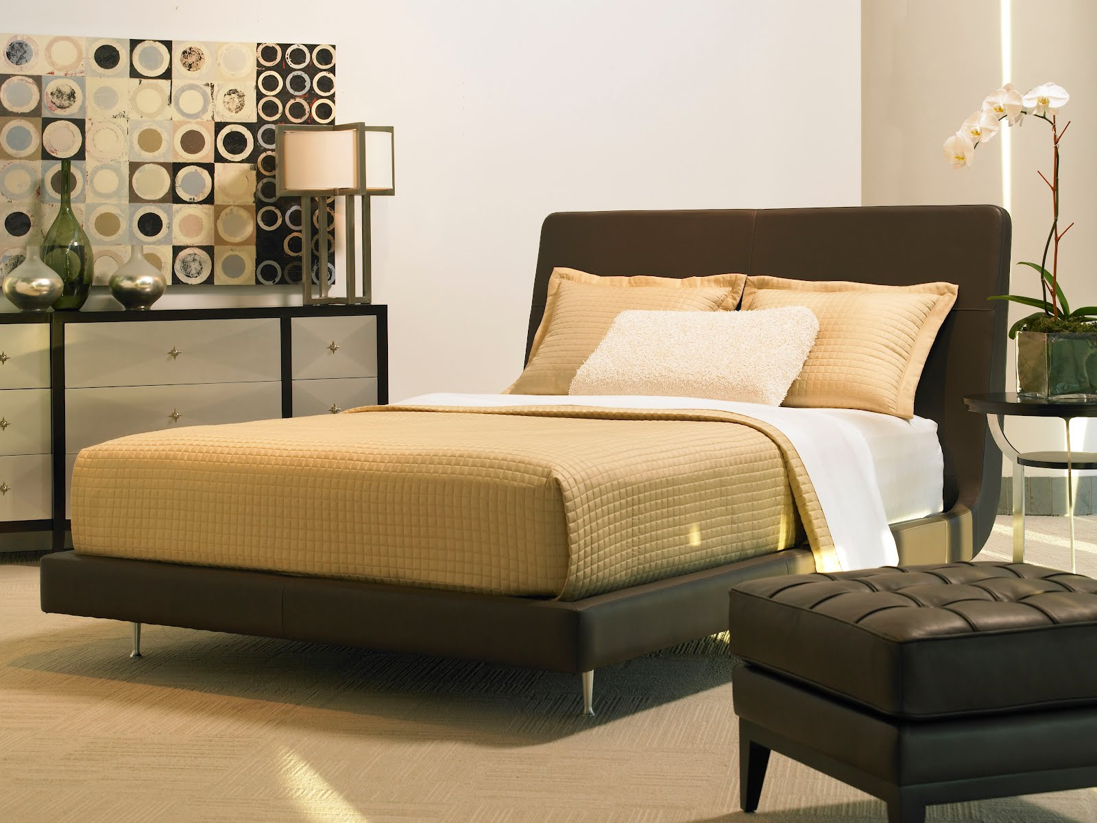 Beautiful Bed My Beautiful Home By American Leather Sleep In Style With