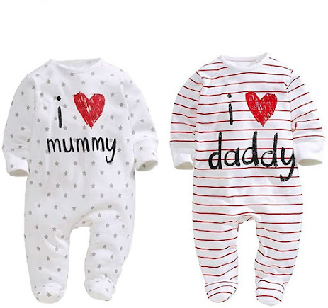 Funny Twin Baby Clothes