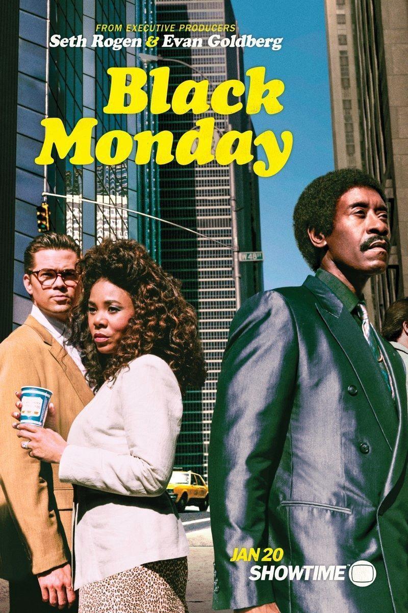 Black Monday Temporada 1 y 2 Ingles Subtitulado 720p