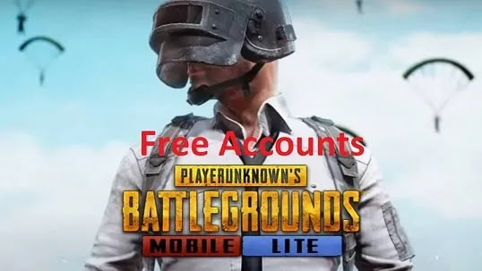 PUBG Mobile Lite Free Account