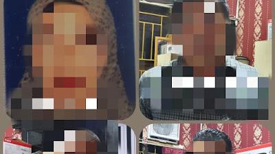 Polres Cilegon Amankan empat pelaku dugaan Tindak Pidana Pemerasan