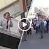 Akşener'i 'Erdoğan' sloganıyla gönderdiler
