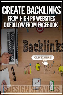 create effective backlinks - dofollow backlinks from facebook - create backlinks from high pr websites