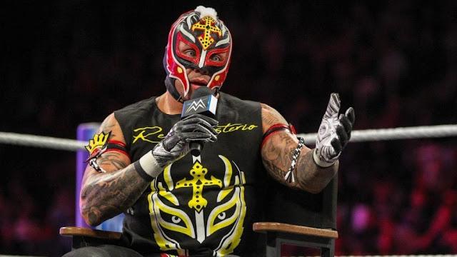 Rey Mysterionak már nincs szerződése a WWE-nél