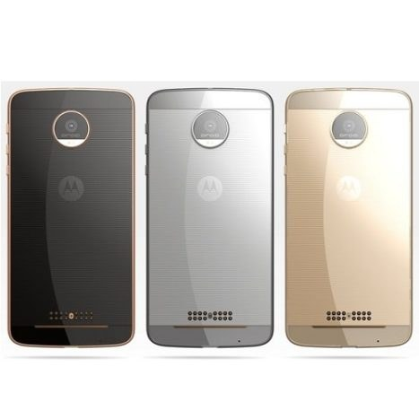 الهاتف القادم من موتورولا Motorola Moto Z2 Play قريباً بالأسواق العالمية