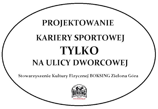 """Odkryj swój TALENT! Zostanań sportowcem! Akademia Zwycięzcy w SKF """"BOKSING"""" Zielona Góra!"""