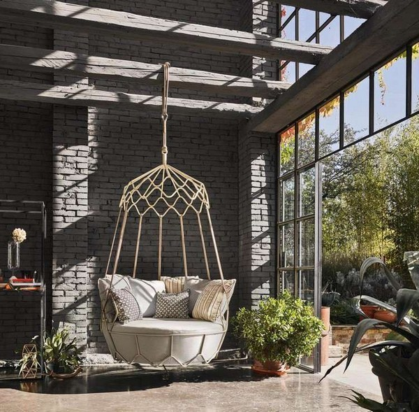 Architecture Decoration Outdoor Garden Furniture From The Gravity Collection By Roberti Rattan