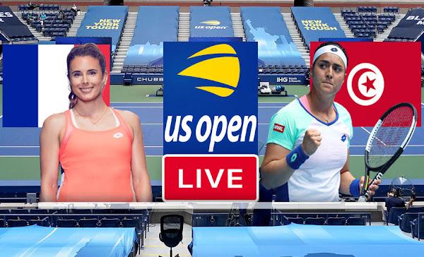 Ons Jabeur LiveUs Open 2021 Tennis