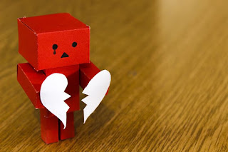 Hate love image, heart broken love image