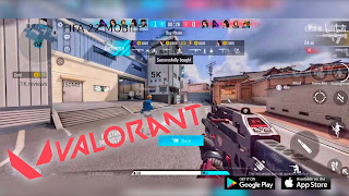 Valorant Mobile Download For Android (Apk+Obb+Data)