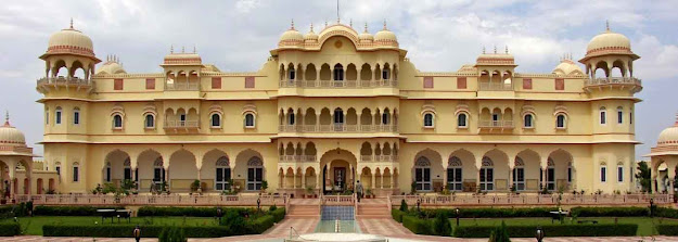 Nahargarh Fort Tourist Attraction Place Jaipur Rajasthan