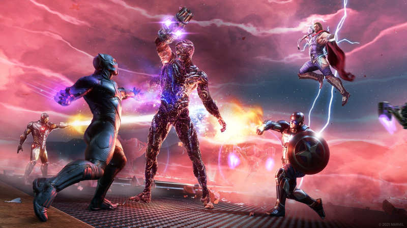 MARVEL'S AVENGERS EXPANSION: BLACK PANTHER – WAR FOR WAKANDA NOW AVAILABLE