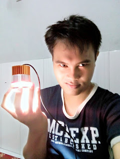 cara membuat foto super power Kamehameha