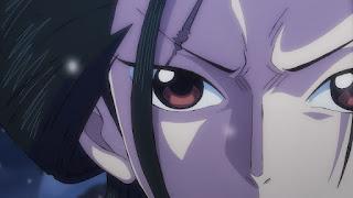 ワンピースアニメ 993話 ワノ国編   イゾウ かっこいい IZO   ONE PIECE 白ひげ海賊団隊長