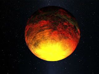Planet Mercury atau Merkurius - berbagaireviews.com