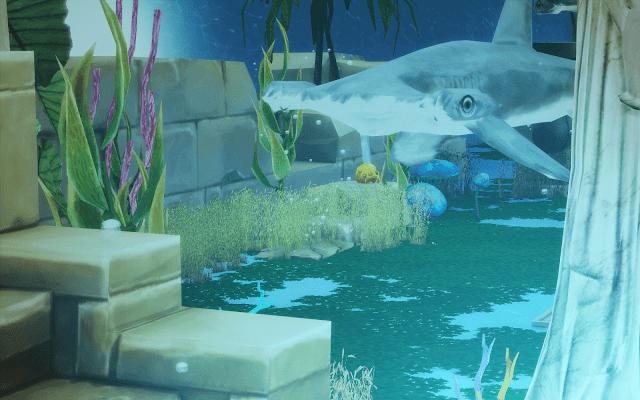 requin marteau sims 4