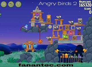 تحميل لعبة الطيور الغاضبة انجري بيرد 2020 - Angry Birds 2 للاندرويد ملف apk