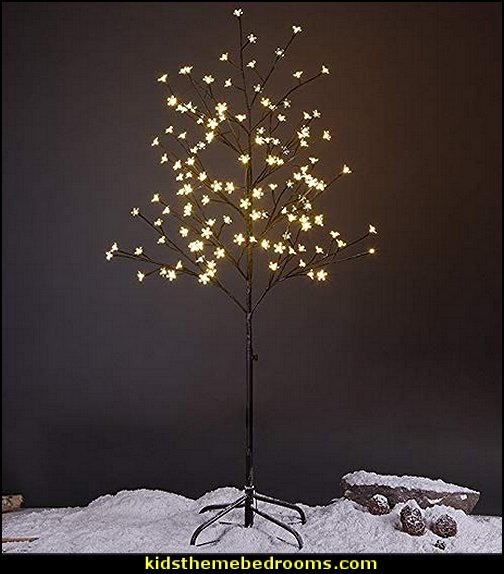 LED Star Light Tree  Rustic Christmas  decorating ideas - rustic Christmas decorations  - Vintage  -  Rustic  - Country style Christmas decorating -  rustic Christmas decor - Christmas stockings - vintage rustic christmas decorations  Rustic Glam Vintage Christmas decor -  Rustic Country Vintage christmas tree ideas - Christmas stockings