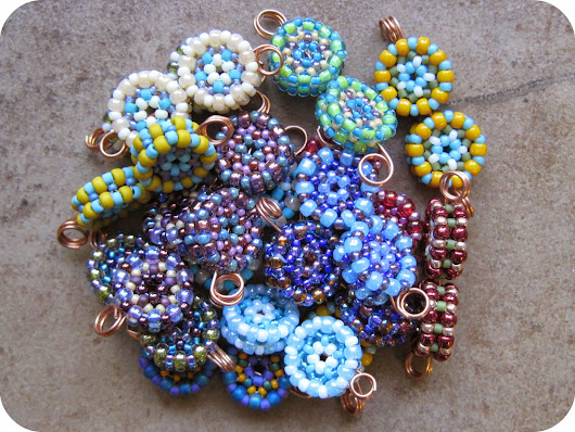 Art Jewelry Elements Component of the Month reveal - SueBeads