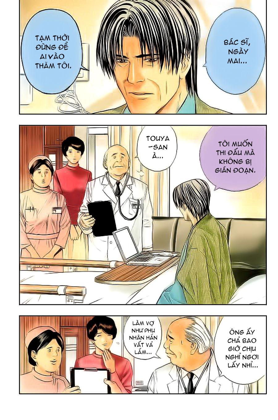 Hikaru No Go hikaru no go chap 110 trang 1