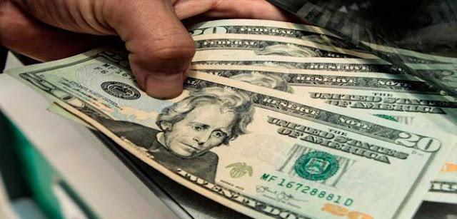 Remesas resienten bajones del dólar