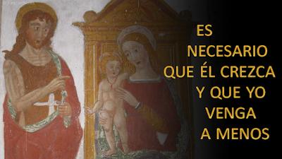 Evangelio según san Juan (3, 22-30): Yo no soy el Mesías, sino el que ha sido enviado delante de él