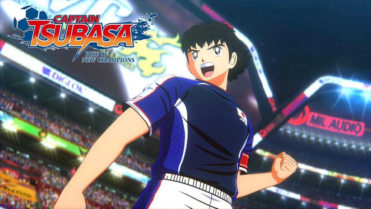 Captain Tsubasa Rise of New Champions İndir