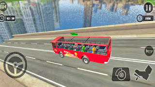Sea Water Bus Driving : Tourist Coach Bus - APK Download | Gadi Wala Game