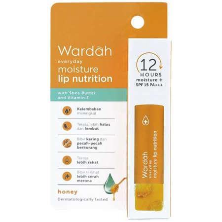 Wardah Moisture Lip Nutrition