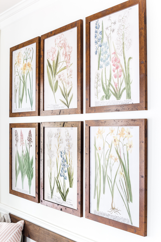 FREE spring printables DIY art