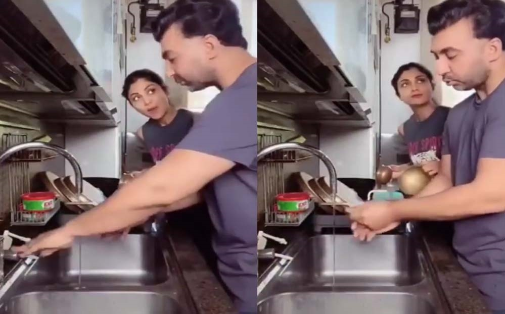 shilpa-shetty-washed-dishes-from-husband-raj-see-this-funny-video