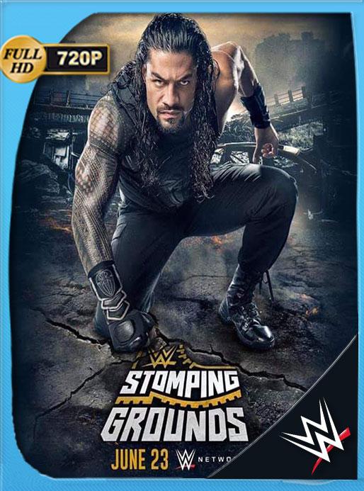 WWE Stomping Grounds 2019 HD 720p Latino [GoggleDrive][GLMA]