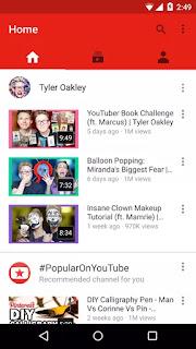 YouTube v11.06.54