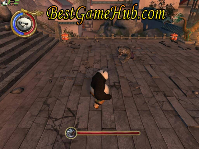 Kung Fu Panda Compressed Torrent Game Download