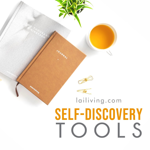 self-discovery tools lailiving