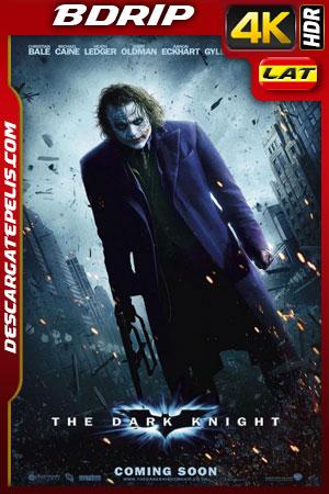Batman: El caballero de la noche (2008) 4k BDrip HDR Latino – Ingles