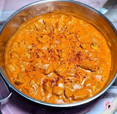 Creamy Smoked Paprika Pork   Low Calorie Slimming world Recipe, ow calorie recipe, low calorie meals, low calorie dinner, slimming food