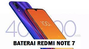 Redmi Note 7 Harga dan Spesifikasi