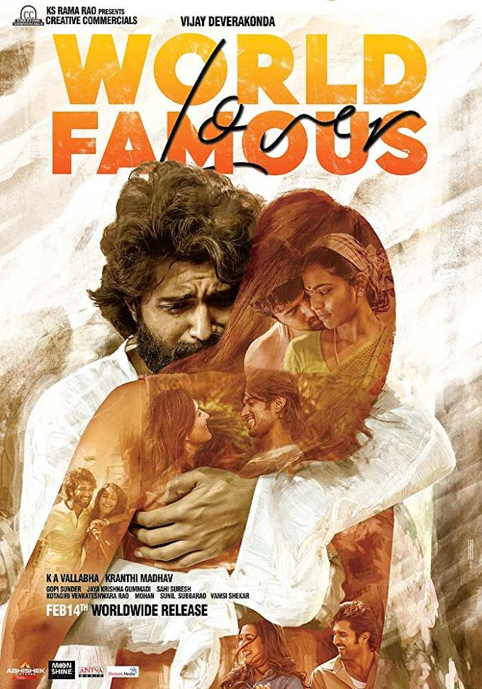 World Famous Lover (Telugu) Movie Ringtones and Bgm for Mobile