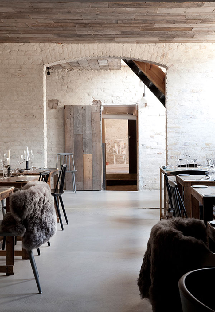 Høst Restaurant Copenhagen by Norm Architects