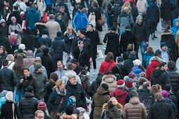 The world's population is expected to decline by 1.5 billion by the end of this century