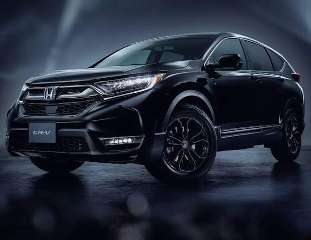 Honda CRV Black Edition 2020