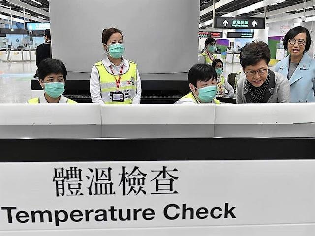 Властите в Китай разтревожени от мистериозна епидемия в Хонконг
