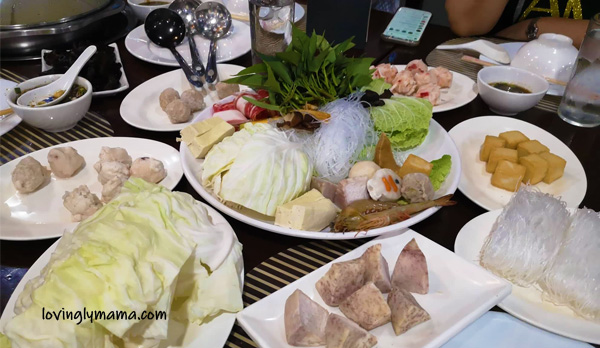 Chinese dishes - Shabu-Shabu hot pot recipe - Filipino-Chinese family - homeschooling - chopsticks - Chinese recipes - Taiwanese shabu-shabu - Taiwanese hot pot - Bacolod blogger - Bacolod mommy blogger - homecooking - stay at home mom - from my kitchen - cooking mama - Red House Taiwan Shabu-Shabu in Bacolod - Bacolod restaurants