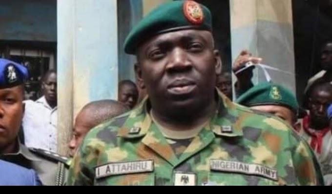 Chief Of Army Staff, Ibrahim Attahiru Reportedly Dies In A Plane Crash In Kaduna