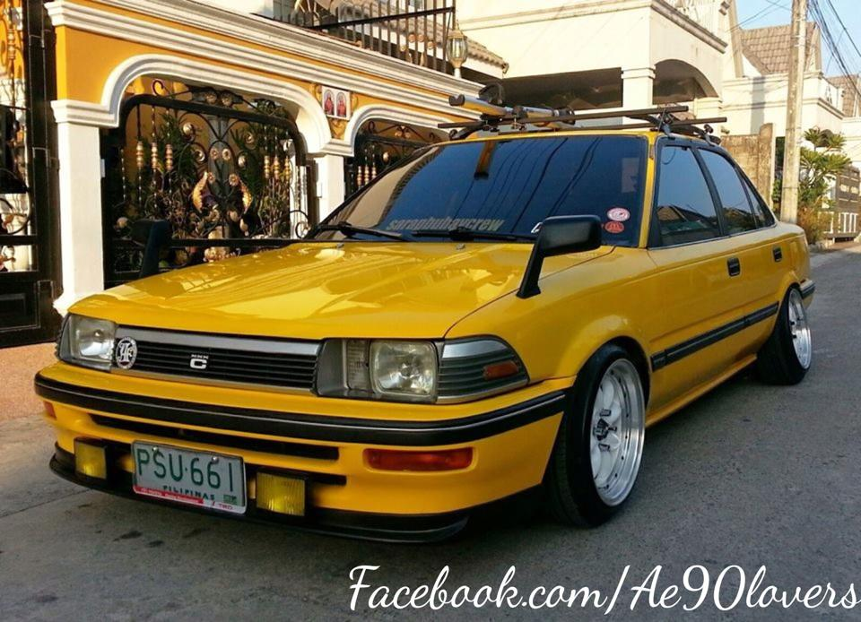 Parts 88 92 Toyota Corolla Ae90 Front End