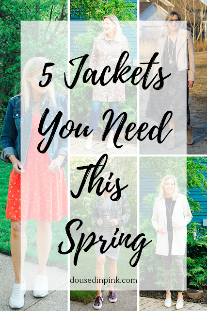 best spring jackets for women