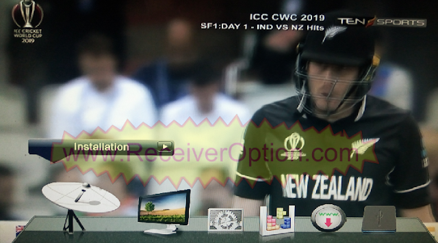 ALI3510C HW102.02.026 TEN SPORTS & CCCAM OK NEW UPDATE WITH STARSAT MENU