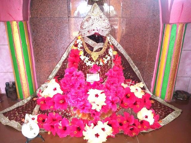 गम्हरिया में है बिहार का एकमात्र अंकुरित सरस्वती की मूर्ति, जोर शोर से हो रही पूजा की तैयारी
